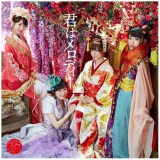 AKB48/君はメロディー Type D 通常盤 【CD】
