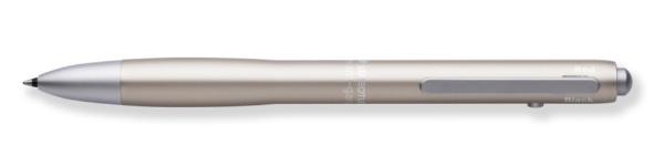 [多機能ペン] アバンギャルド シャンパンゴールド(インキ色:黒・赤・青+シャープ0.5mm) 927AG-G