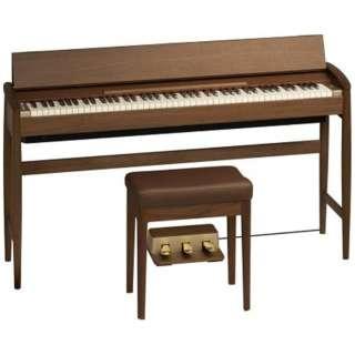 電子ピアノ KF-10-KW ウォールナット [88鍵盤]