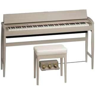 電子ピアノ KF-10-KS シアーホワイト [88鍵盤]