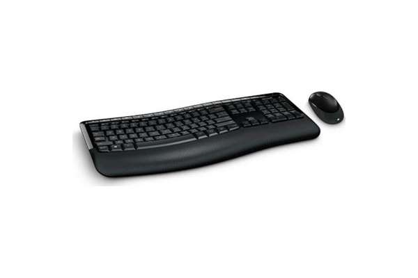 マイクロソフト「Wireless Comfort Desktop 5050」PP4-00023