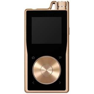 デジタルオーディオプレーヤー ゴールド QP1RG [32GB /ハイレゾ対応]