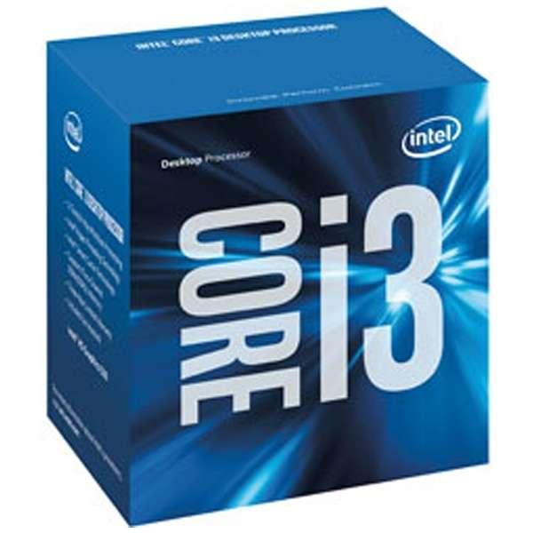Core i3 - 6100 BOX品 [CPU]