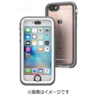 iPhone 6s/6用 完全防水ケース ホワイト Catalyst CT-WPIP154-WT