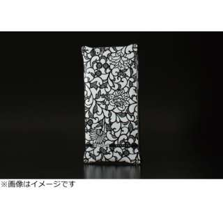 iPhone 6s/6用 OKOSHI-KATAGAMI アラベスク ブラック 41422 GOK-240AB