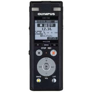 DM-720 ICレコーダー Voice-Trek ブラック [4GB]