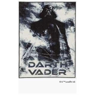 ラグ スター・ウォーズ DARTH VADER(130×190cm/ブラック)【日本製】