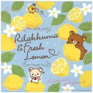 サヴィーナミニマックス フレッシュレモンリラックマ メガネ拭き3