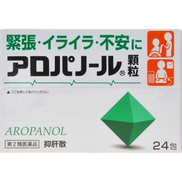 アロパノール顆粒 24包
