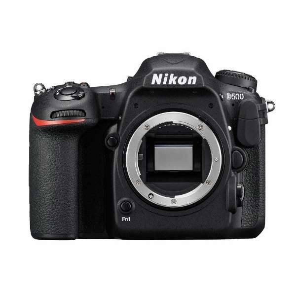 D500 デジタル一眼レフカメラ ブラック [ボディ単体]