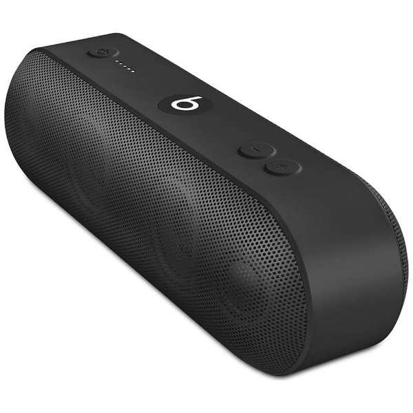 ML4M2PA/A ブルートゥース スピーカー Pill+ ブラック [Bluetooth対応]