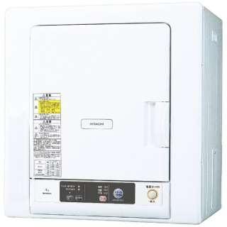 DE-N40WX-W 衣類乾燥機 ピュアホワイト [乾燥容量4.0kg]