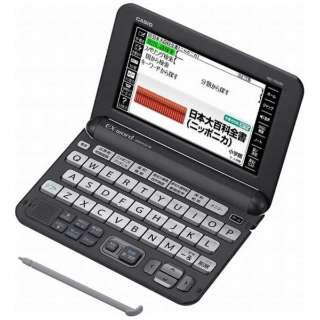 電子辞書 「エクスワード」(生活・教養向けモデル、140コンテンツ収録) XD-Y6500BK(ブラック)
