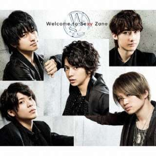 Sexy Zone/Welcome to Sexy Zone 初回生産限定デラックス盤 【CD】