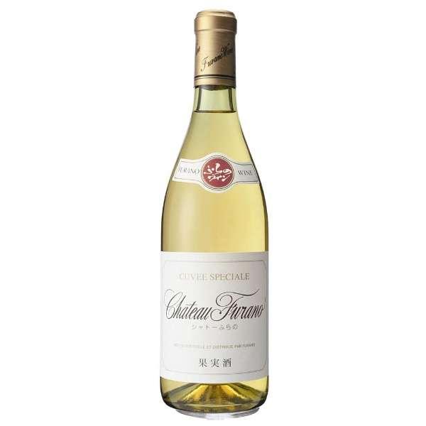 シャトー・ふらの 白 720ml【白ワイン】