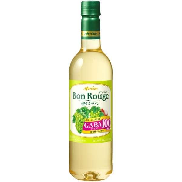ボンルージュ ペットボトル 白 720ml  【白ワイン】