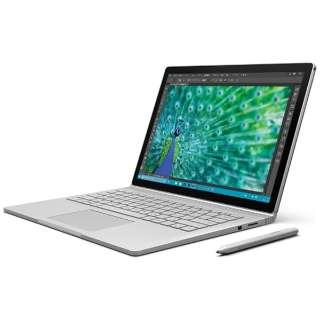 Surface book[13.5型/SSD:256GB /メモリ:8GB /IntelCore i5/シルバー/2016年2月モデル]SX3-00006 Windowsタブレット サーフェスブック