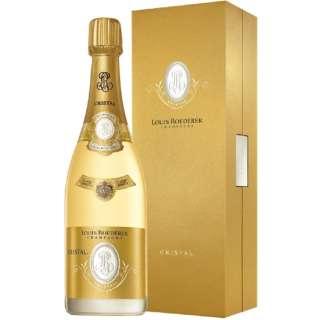 [正規品] ルイ・ロデレール クリスタル 2012 750ml【シャンパン】