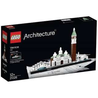 LEGO(レゴ) 21026 アーキテクチャー ヴェネツィア