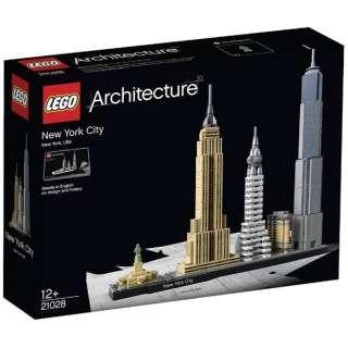 LEGO(レゴ) 21028 アーキテクチャー ニューヨーク