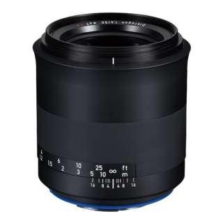 カメラレンズ 1.4/50 ZE Milvus(ミルバス) ブラック [キヤノンEF /単焦点レンズ]
