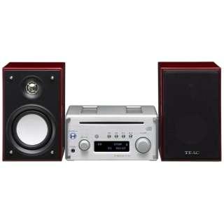 ミニコンポ HR-X101-SC [ワイドFM対応 /Bluetooth対応 /ハイレゾ対応]