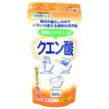 マルフク 自然にやさしいクエン酸 360g〔住居用洗剤〕