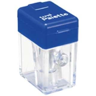 [鉛筆削り] ユニ パレット ポケットシャープナー 青 DPS-101PLT3