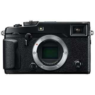 F FX-X-PRO2 ミラーレス一眼カメラ ブラック [ボディ単体]