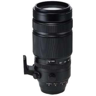 カメラレンズ XF100-400mmF4.5-5.6 R LM OIS WR FUJINON(フジノン) ブラック [FUJIFILM X /ズームレンズ]