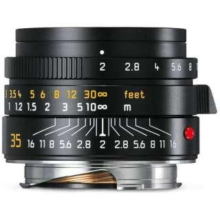 カメラレンズ M F2/35mm ASPH. SUMMICRON(ズミクロン) ブラック [ライカM /単焦点レンズ]