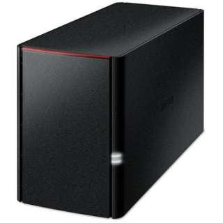 LS220DN0402B 外付けHDD ブラック [据え置き型 /4TB]