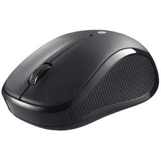 BSMBB21SBK タブレット対応 マウス BSMBB21Sシリーズ ブラック  [BlueLED /3ボタン /Bluetooth /無線(ワイヤレス)]