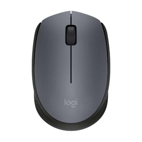 M171GR マウス グレー/ブラック  [光学式 /3ボタン /USB /無線(ワイヤレス)]