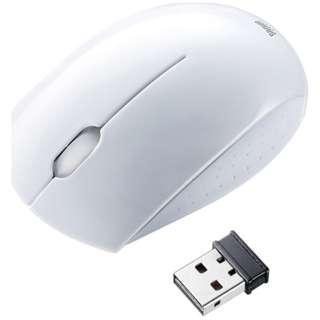 MA-WBL37W マウス ホワイト [BlueLED /2ボタン /USB /無線(ワイヤレス)]