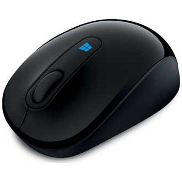 Microsoft Sculpt Mobile Mouse Windows Black Refresh 43U-00037