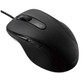 MUS-UKF108BK マウス Digio2 ブラック  [BlueLED /5ボタン /USB /有線]
