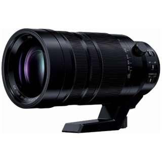 カメラレンズ LEICA DG VARIO-ELMAR 100-400mm/F4.0-6.3 ASPH./POWER O.I.S. LUMIX(ルミックス) ブラック H-RS100400 [マイクロフォーサーズ /ズームレンズ]