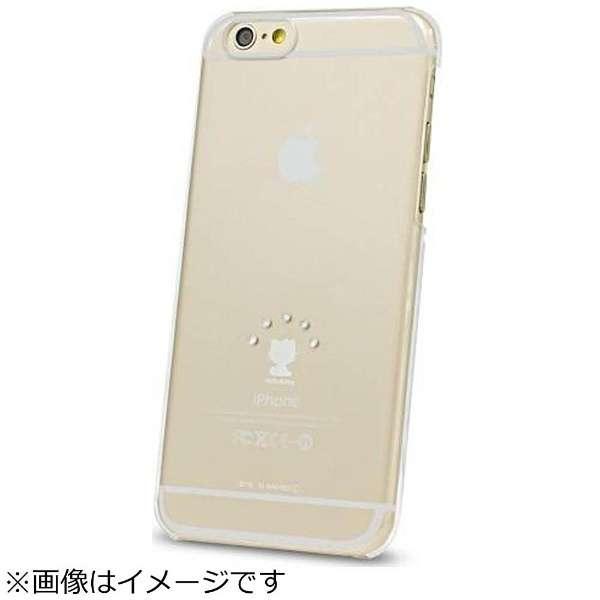 iPhone 6s/6用 HelloKitty 5stars クリア ForceLithos