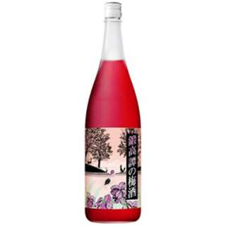 鍛高譚の梅酒 1800ml【梅酒】
