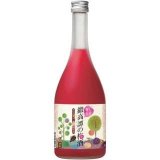 鍛高譚の梅酒  720ml【梅酒】