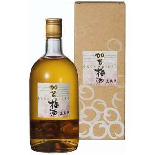 萬歳楽 加賀梅酒 720ml【梅酒】