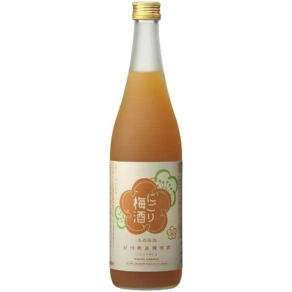 大関 にごり梅酒 720ml