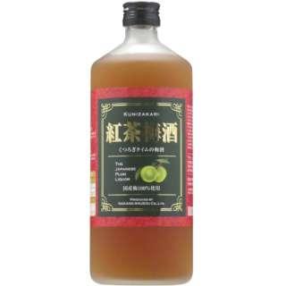 国盛 紅茶梅酒 720ml【梅酒】