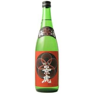 景虎梅酒 720ml