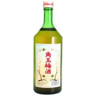 角玉 梅酒 750ml【梅酒】