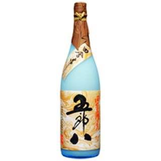 [季節限定] 菊水 五郎八 にごり酒 1800ml【日本酒・清酒】