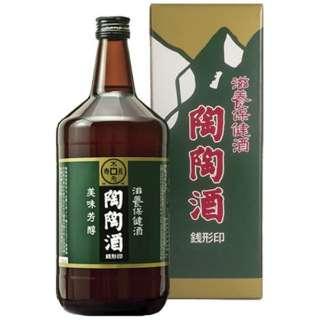 陶陶酒 銭形印[29度] 1000ml【健康酒・リキュール】