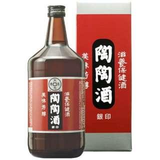 陶陶酒 銀印・甘口 1000ml【健康酒・リキュール】