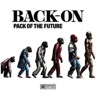 BACK-ON/PACK OF THE FUTURE 【CD】